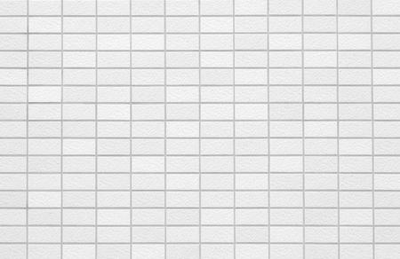 モダンな白いコンクリート タイル壁背景やテクスチャ