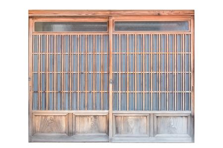 room door: Shoji , Traditional Japanese door,window or room divider consisting