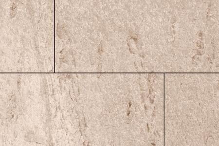 Oberfläche des Marmors mit braunen Farbton, Stein Textur und Hintergrund Standard-Bild