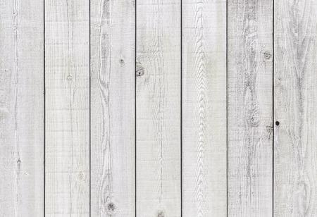 Bianco recinto di legno texture e lo sfondo senza soluzione di continuità Archivio Fotografico - 57271930