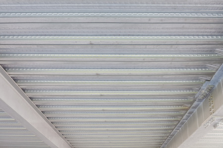 corrugated steel: Corrugated steel roof , Metal roof , Grey steel roof pattern and background