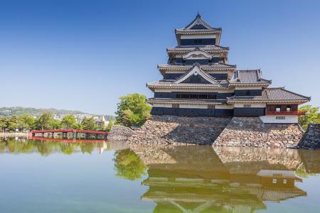 matsumoto: Japan castle ,Matsumoto Castle , One of Japans premier historic castles Editorial