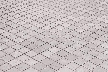 floor tiles: close - up street floor tiles as background..