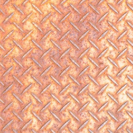 diamond plate background: Metal diamond plate pattern and background seamless