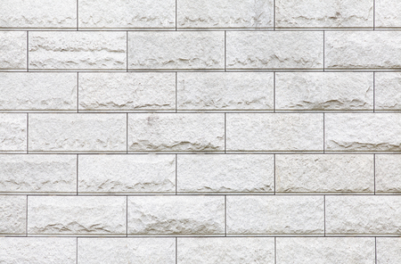石造りのブロック壁シームレス背景色およびパターンのテクスチャ 写真素材