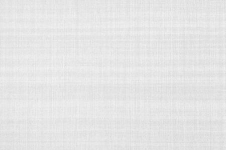 Witte naadloze stof en textielachtergrond en textuur