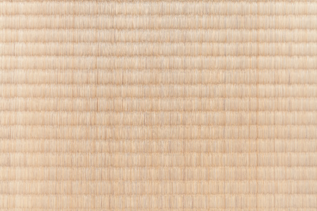 Japanese tatami flooring mat texture and background seamless Stock Photo