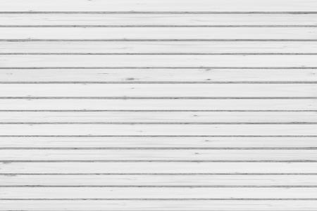 Witte natuurlijke houten muur naadloze textuur en achtergrond