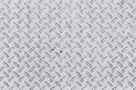 Outdoor gery daimondplate floor background