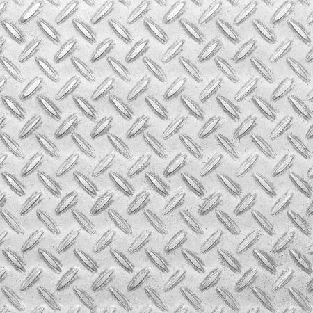 Diamond plate pattern and background