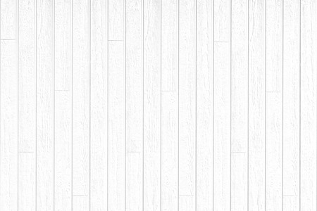 White wood fence pattern and seamless background