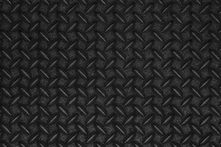 Black diamond plate pattern and seamless background 版權商用圖片