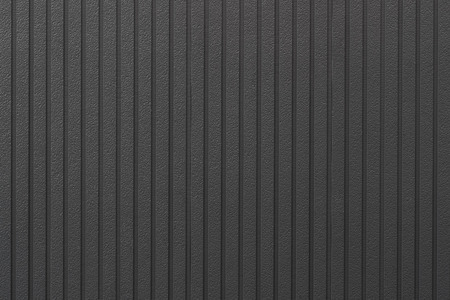 Black metal fence pattern and background seamless