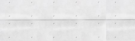 Panorama der Betonwandbeschaffenheit und des nahtlosen Hintergrundes Standard-Bild