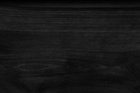 Black wood texture and seamless background