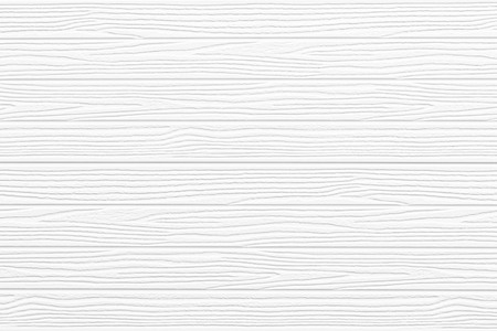 New wooden walls painted white texture and background