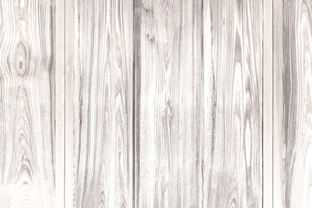 Vintage white wood texture and background