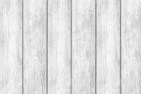 Vintage white wood fence texture and background seamless