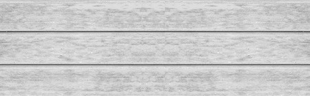 Panorama of Vintage white wood texture and background