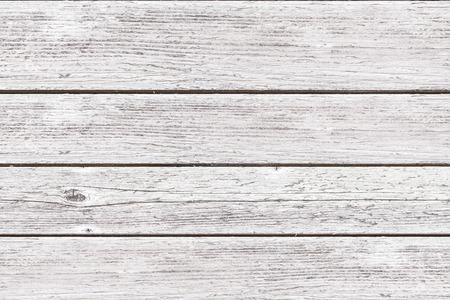 Textura de tablón de madera blanca y fondo transparente Foto de archivo