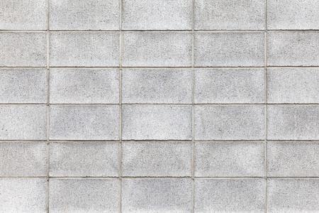 Struttura della parete del blocco di cemento e sfondo senza soluzione di continuità Archivio Fotografico