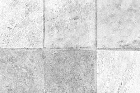 White stone floor texture and seamless background Reklamní fotografie