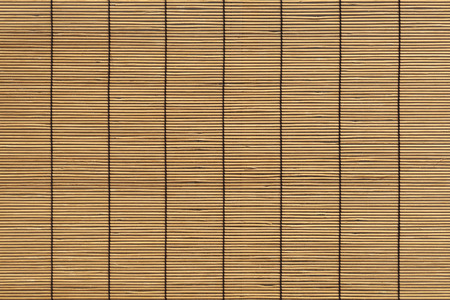 Brown bamboo blinds texture and seamless background 스톡 콘텐츠