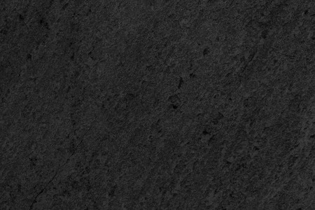 Detail of real black slate texture and background