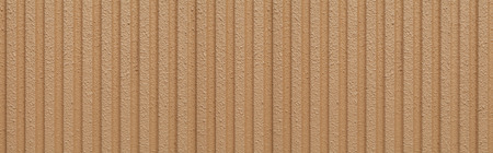 Panorama of Yellow-brown cement wall texture and seamless background