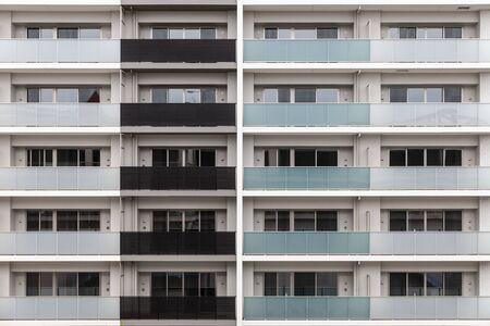 New high-rise condominium 写真素材