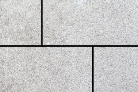 Marble stone tiled floor texture and seamless background
