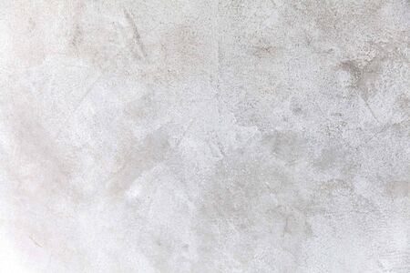 White concrete wall for interiors or outdoor exposed surface polished concrete. Cement have sand and stone tone vintage,