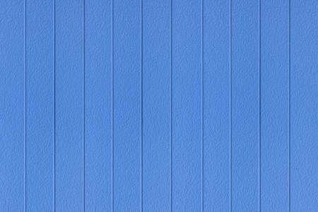 Dark blue galvanized iron fence panels texture and seamless background