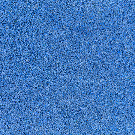 Blue rubber flooring for treadmill flooring on the court texture and seamless background Фото со стока