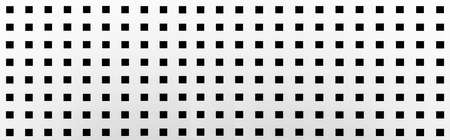 Panorama of White steel mesh screen pattern and seamless background