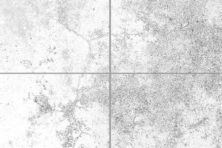 White granite floor tiles texture and seamless background