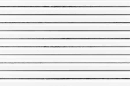 White Corrugated metal background and texture surface or galvanize steel Stock fotó