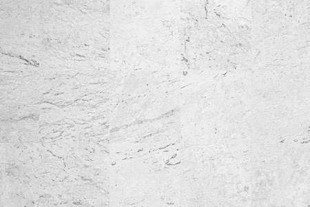 White marble tile floor texture and bckground seamless 写真素材