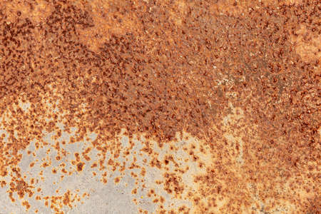 Metal rusty texture background rust steel. Industrial metal texture. Grunge rusted metal texture, rust background Standard-Bild