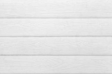 New white vintage wooden wall pattern and seamless background