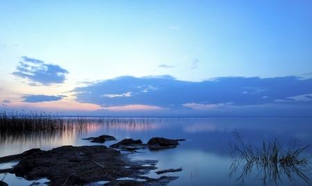 ethiopian: langano lake