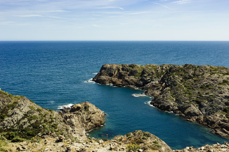 Hiking from Cadaqués to Cap de Creus. The region, where Salvador Dalí lived and that he often showed in his paintings.