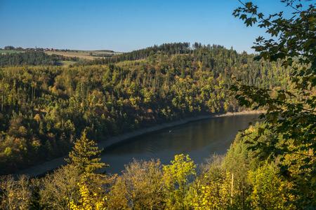 Reservoir Hohenwarte