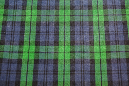 GREEN BLUE PLAID BACKGROUND photo