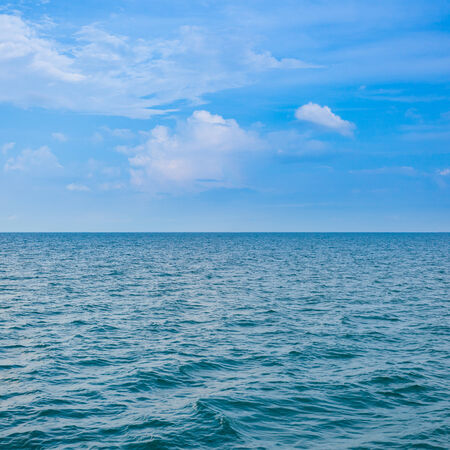 SEA AND BLUE SKY photo