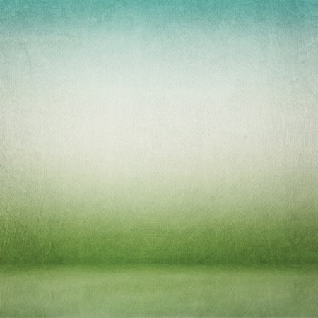 Vintage blue green  background and texture photo