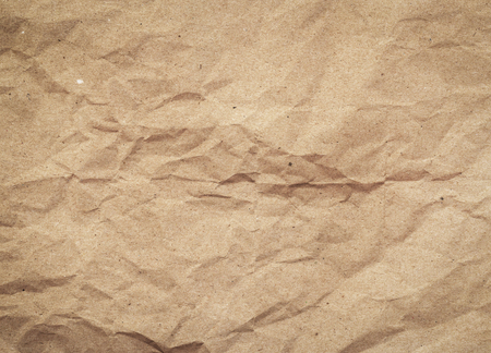 Paper texture - brown paper sheet  photo