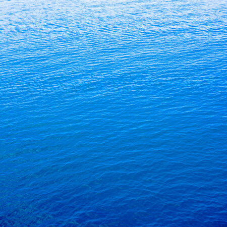 clear blue sea with space for text photo