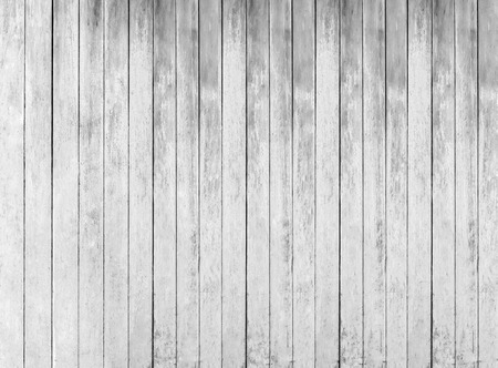 white wood texture of rough fence boards background