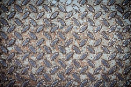 floor metal iron background